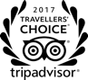 Trip Advisor Travellers' Choice Award 2017