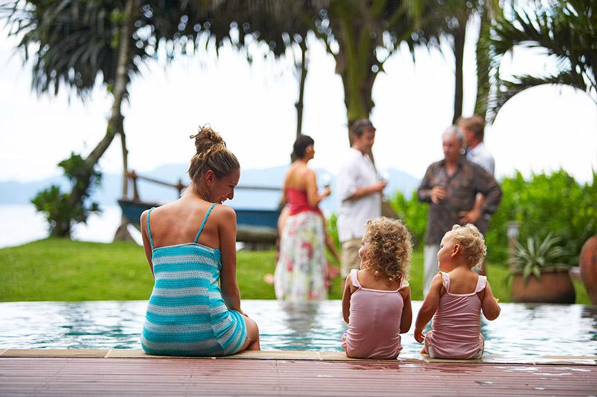 family pool nanuku fiji